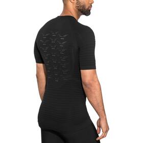 X-Bionic Effektor G2 Koszulka biegowa z krótkim rękawem Mężczyźni, black melange